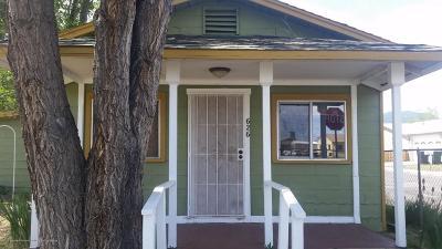 Williams Single Family Home Pending - Take Backup: 626 E Edison Avenue