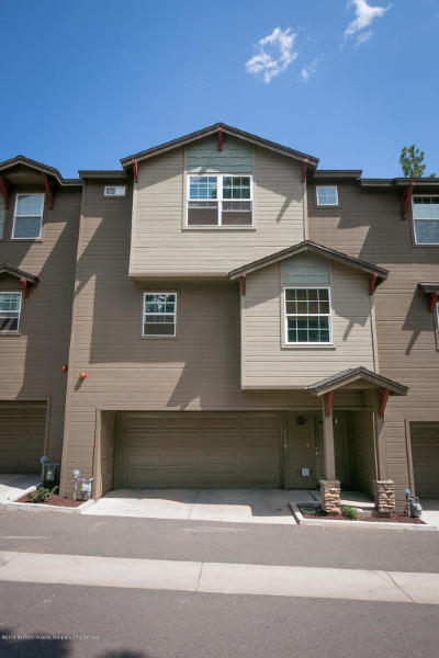 Coconino County Condo/Townhouse For Sale: 1808 S Trinidad Lane