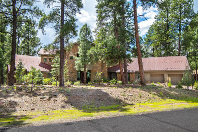Flagstaff Single Family Home For Sale: 2574 Joe Dolan