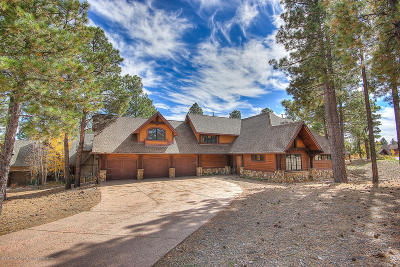 Flagstaff Single Family Home For Sale: 1725 E Mossy Oak Court