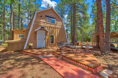 Parks Single Family Home For Sale: 25 N Erickson Avenue