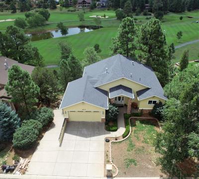 Flagstaff Single Family Home For Sale: 4233 E Broken Rock Loop