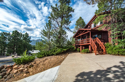 Flagstaff Single Family Home For Sale: 2350 N Country Club Drive