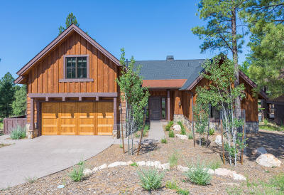 Flagstaff Single Family Home For Sale: 2608 E Telluride Drive