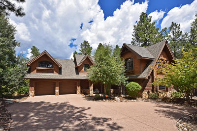 Flagstaff Single Family Home For Sale: 1742 E Elysian Court