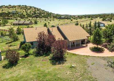 Flagstaff Single Family Home For Sale: 5945 Leupp Road