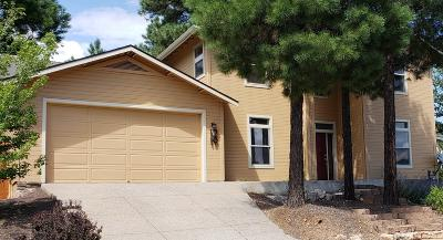 Flagstaff Single Family Home For Sale: 1219 W Lil Ben Trail