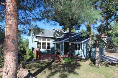 Flagstaff Single Family Home Pending - Take Backup: 587 N Pine Cliff Drive