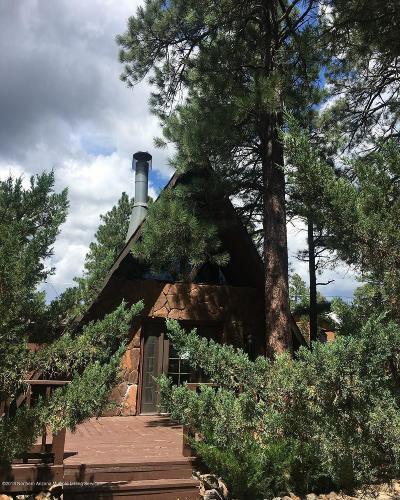 Munds Park Single Family Home For Sale: 800 E Turkey Trail