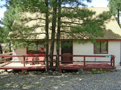 Coconino County Single Family Home For Sale: 17680 S Mustang Road