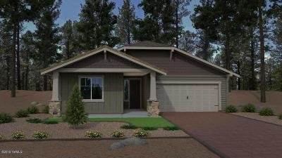 Flagstaff Single Family Home For Sale: 1566 Plan
