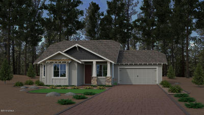 Flagstaff Single Family Home For Sale: 1569 Crestview Plan