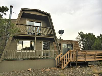 Flagstaff Single Family Home For Sale: 6111 E Camden Road