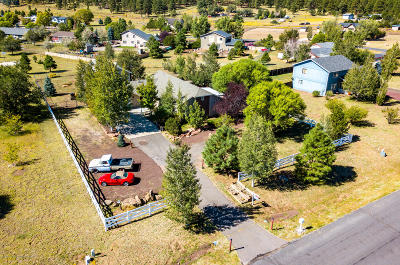 Flagstaff Single Family Home For Sale: 7326 Moonbeam Drive
