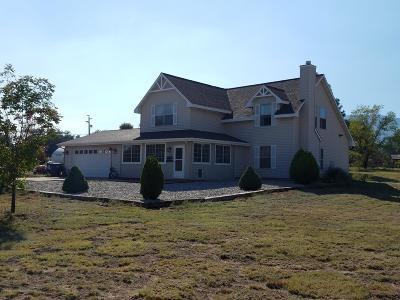 Flagstaff Single Family Home For Sale: 8020 N Green Prairie Lane