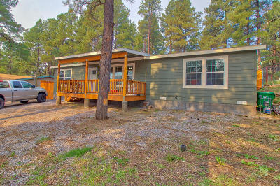 Flagstaff Single Family Home For Sale: 2898 Buffalo Trail