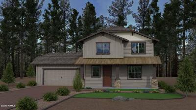 Flagstaff Single Family Home For Sale: 1958 Plan S Crestview Lane