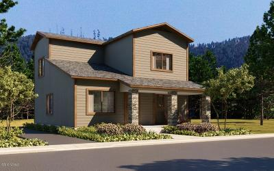 Flagstaff Single Family Home For Sale: 4950 E Trails End Dr Lot 27
