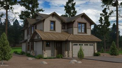 Flagstaff Condo/Townhouse For Sale: Plan 3 Aspen Ridge