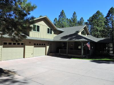 Flagstaff Single Family Home For Sale: 3563 W Kiltie Loop