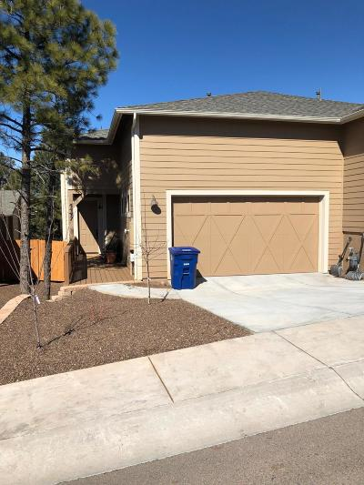 Coconino County Condo/Townhouse For Sale: 1161 N Waterside Drive #Lot 59
