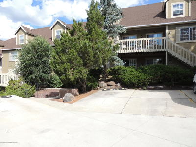 Coconino County Condo/Townhouse For Sale: 1000 N Beaver Street #108