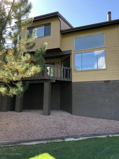 Flagstaff Condo/Townhouse For Sale: 2900 N Saddleback Way #45