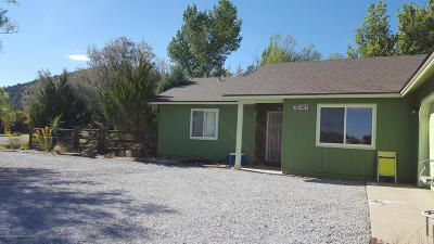 Coconino County Single Family Home For Sale: 7403 Tradition Road