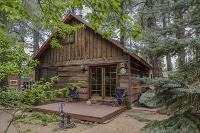Flagstaff Single Family Home For Sale: 3034 Hotevilla Trail