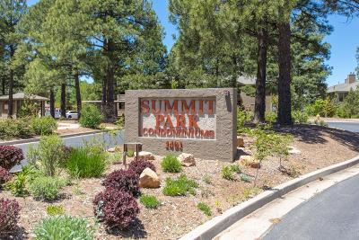 Flagstaff Condo/Townhouse For Sale: 1401 N Fourth Bldg 11 Street #262