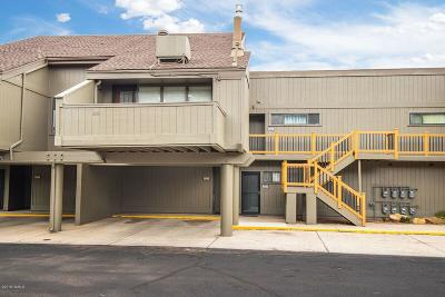 Flagstaff Condo/Townhouse For Sale: 2650 E Valley View Drive #228c