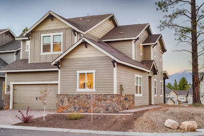 Flagstaff Condo/Townhouse For Sale: 3265 S Burgess Lane