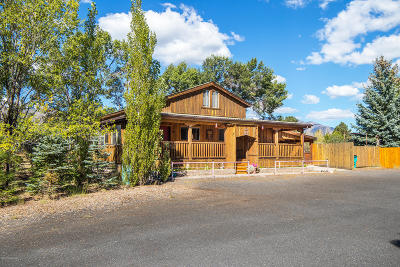 Flagstaff Single Family Home For Sale: 5915 Hampton Road