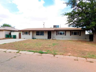 Winslow Single Family Home For Sale: 16 Papago Boulevard