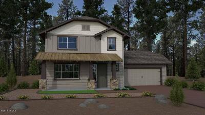 Flagstaff Single Family Home For Sale: 1553 Crestview Plan