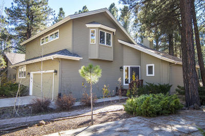Flagstaff Single Family Home For Sale: 2212 Platt Cline