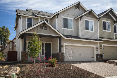 Flagstaff Single Family Home For Sale: 3182 S Beringer Lane