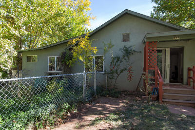 Sedona Single Family Home For Sale: 255 Bear Wallow Lane