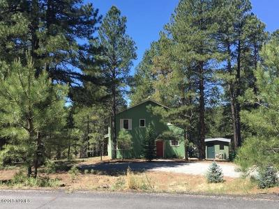 Flagstaff Single Family Home For Sale: 2515 Toho Trail