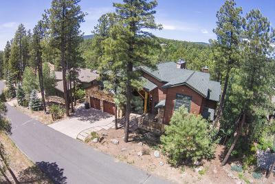 Coconino County Single Family Home For Sale: 2302 Link Smith