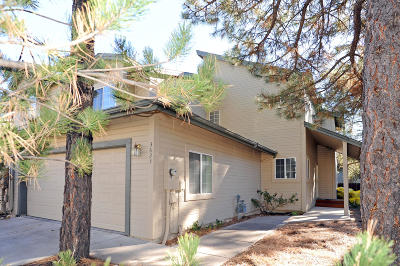 Flagstaff Condo/Townhouse For Sale: 3823 S Ox Bow Loop