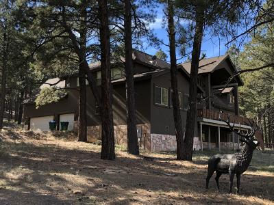Flagstaff Single Family Home For Sale: 6705 Virgil Way