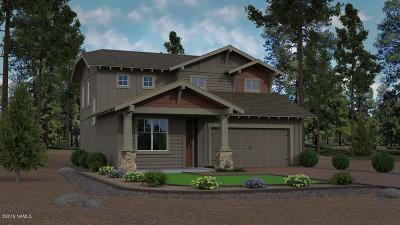 Flagstaff Single Family Home For Sale: 1669 Crestview Lane