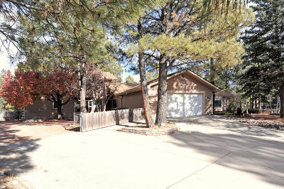 Flagstaff Multi Family Home For Sale: 3420 S Cocopah Drive