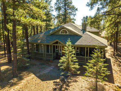 Flagstaff Single Family Home For Sale: 3918 Griffiths Spring