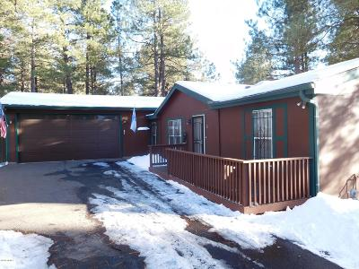 Flagstaff Mobile/Manufactured For Sale: 2237 Lohali Trail
