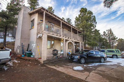 Flagstaff Multi Family Home For Sale: 1919 E Mountain View Avenue