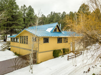 Coconino County Single Family Home Pending - Take Backup: 4648 Canyon Loop