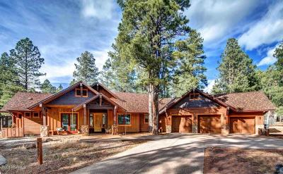 Flagstaff Single Family Home For Sale: 2059 Paleo Place