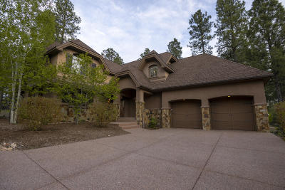 Flagstaff Single Family Home For Sale: 1699 E Singletree Court